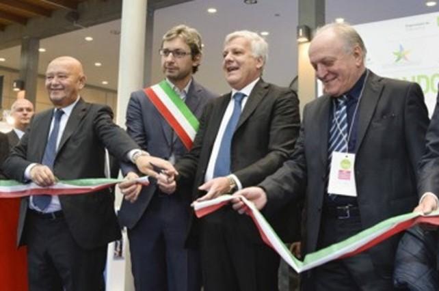 Inaugurazione Ecomondo