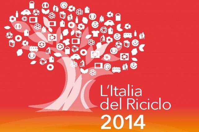 Pagine da Programma L'Italia del riciclo