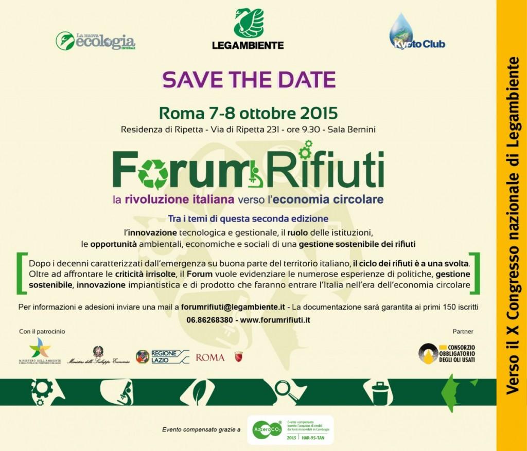 save_the_date_forum_rifiuti_roma_7_e_8_ottobre_2015
