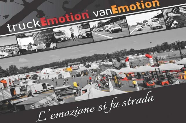 Truck emotion