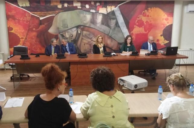 Relazione Innovambinete Ministero Ambinete Sofia