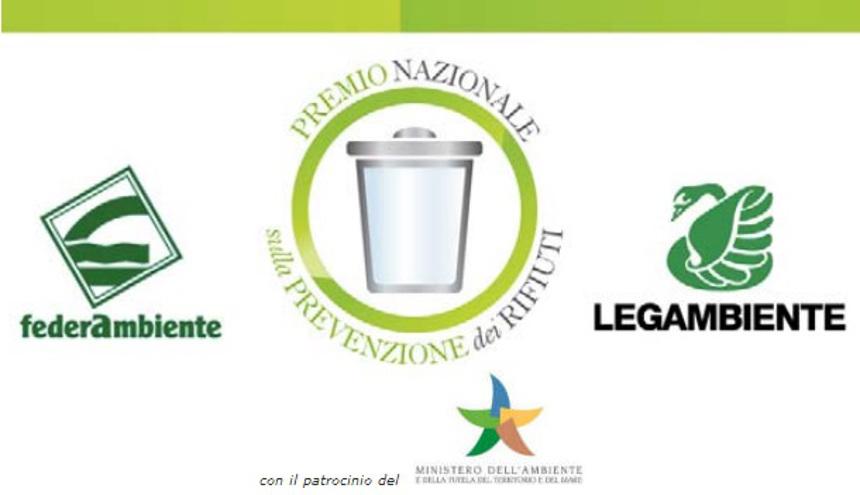 premio nazionale prevenzione rifiuti