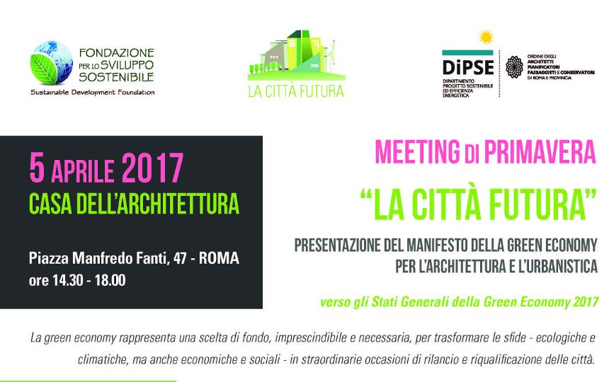 La Città Futura Meeting Di Primavera 2017 Gsa Igiene Urbana
